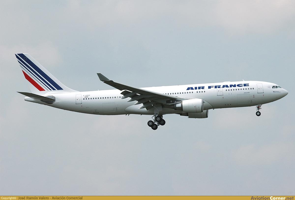 El Airbus siniestrado