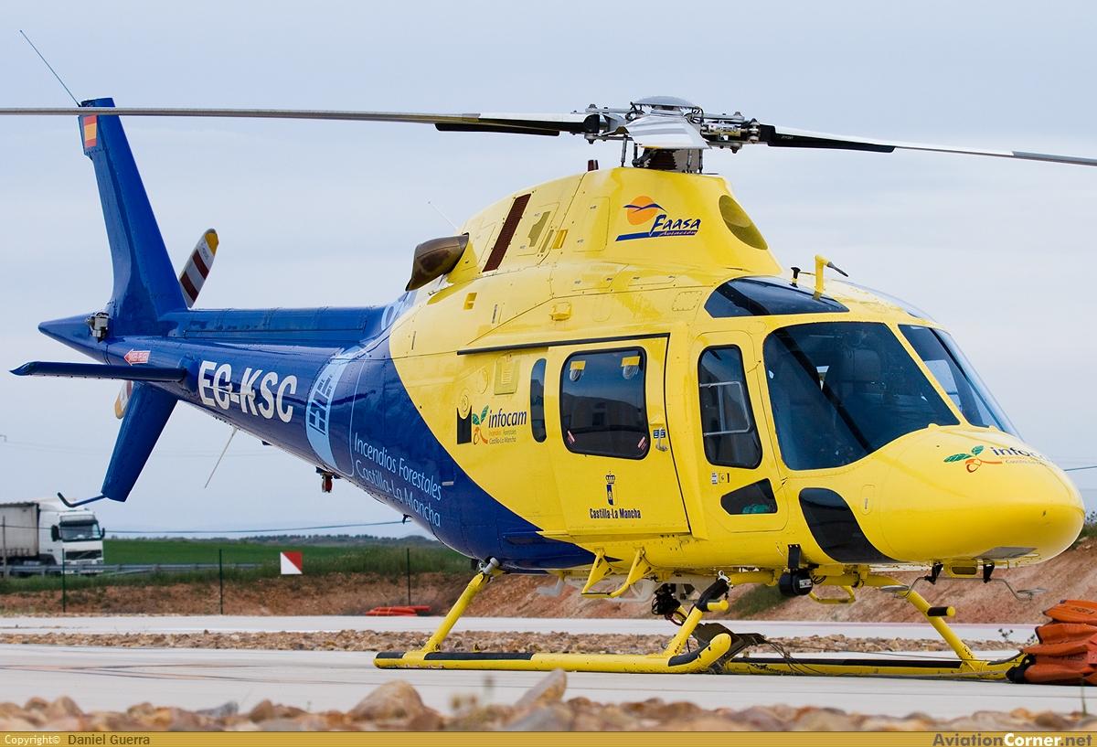 AviationCorner.net - Aircraft photography - Agusta A-119 Koala