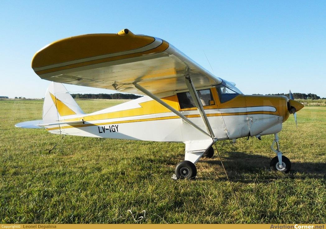 AviationCorner net - Aircraft photography - Piper PA-22-108 Colt
