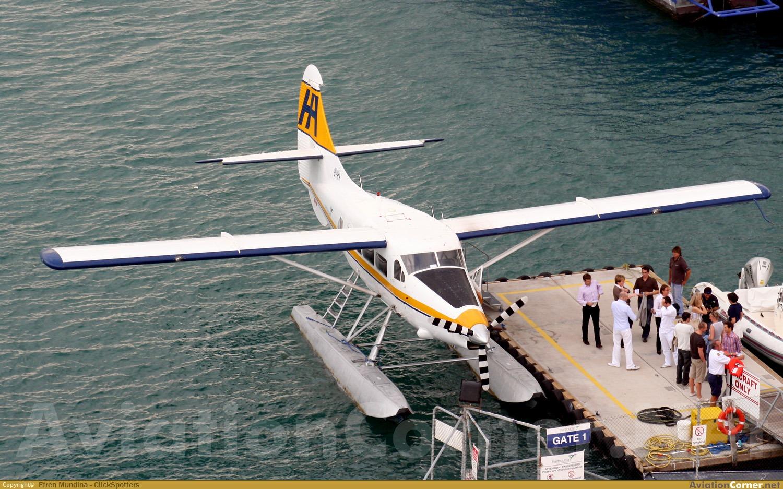 Hidroavión DHC-3 Otter