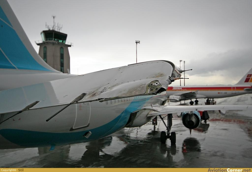 Los efectos del rayo sobre una aeronave - Que peut on emmener en avion ...