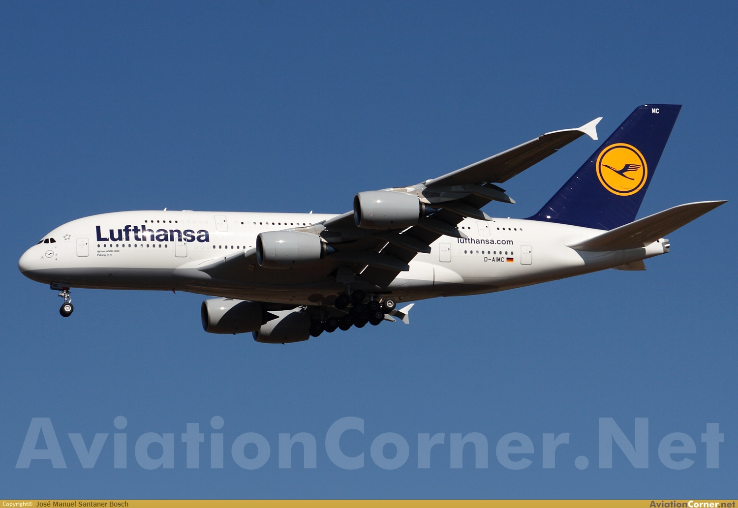 Aviationcorner net aircraft photography airbus a380 841