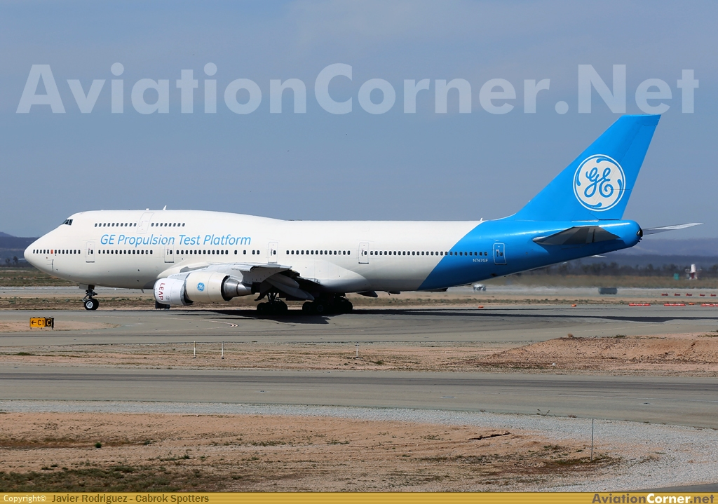 764 views aircraft ge aviation boeing 747 446 n747gf location and date