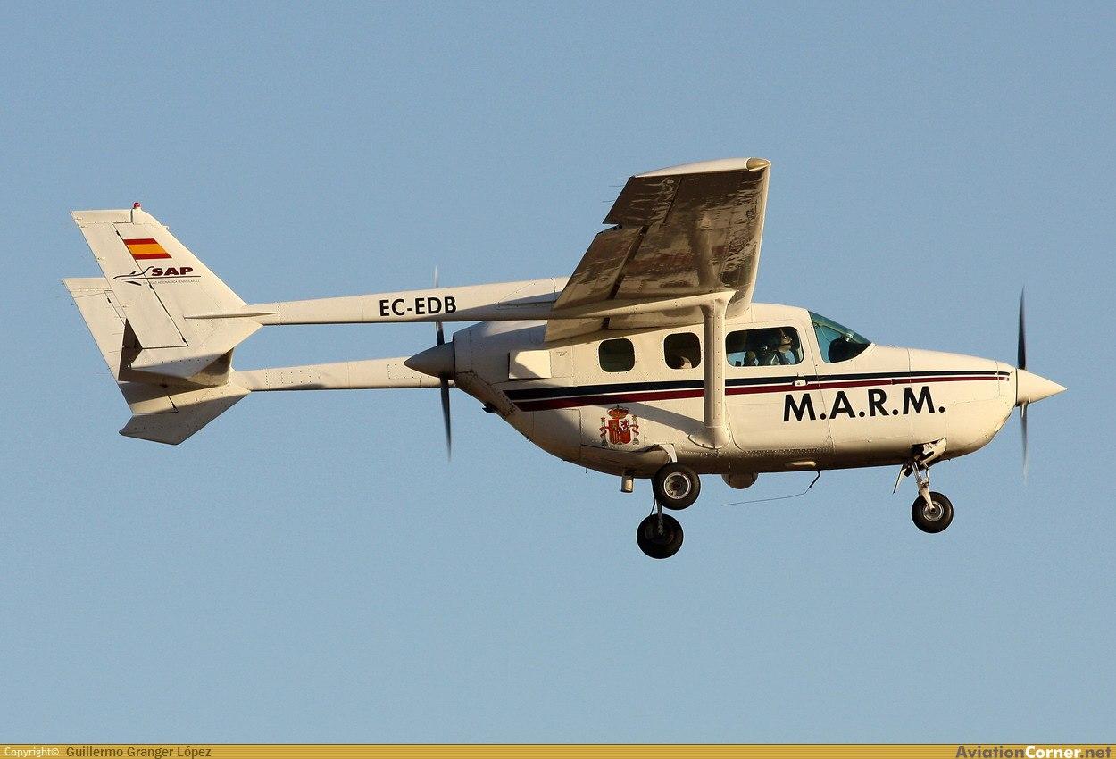 AviationCorner net - Aircraft photography - Reims Cessna F337G Super