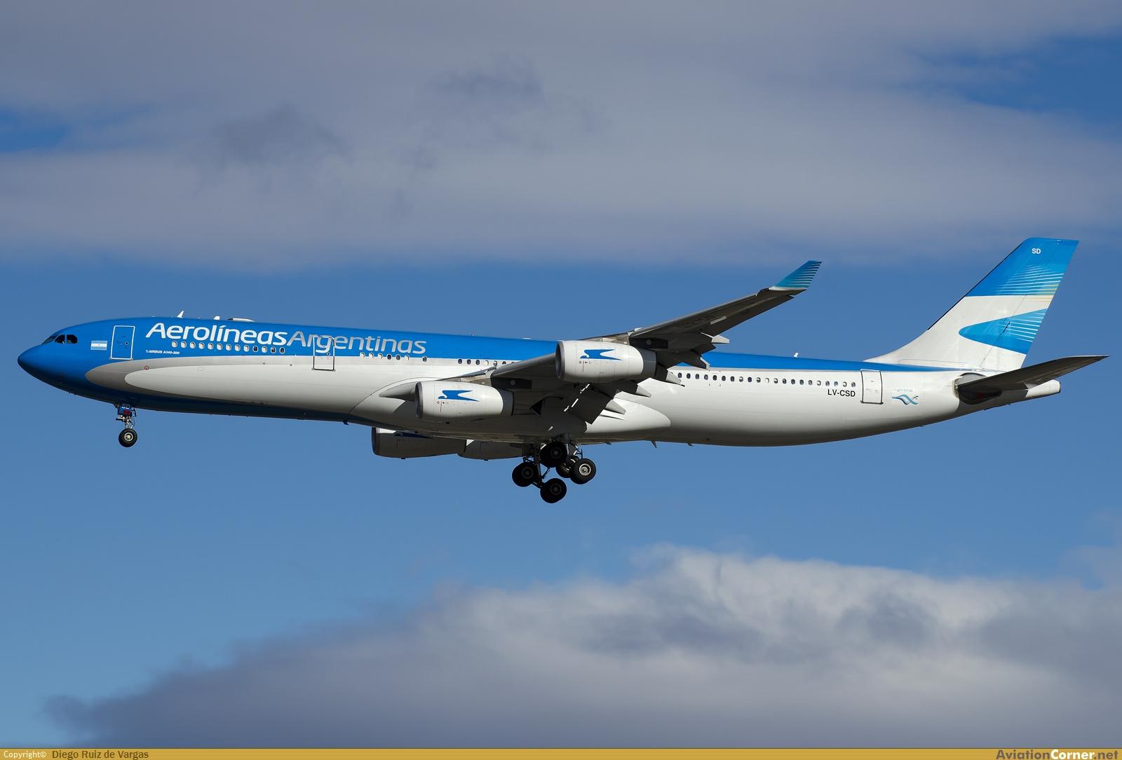 Airbus Aircraft A340
