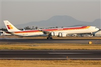Ivn Cabrero. Spotters Mxico City. Click to see full size photo