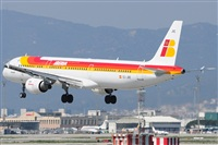 Oscar Martinez - Spotters Barcelona - El Prat. Click to see full size photo