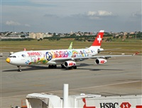 ©Alex Sandro Vicente Barbosa - GRU Spotting Crew - GSC. Click to see full size photo